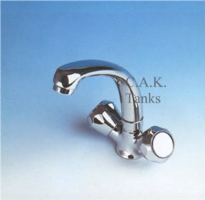 LUGANO MIXER TAP CHROME